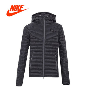 e5d074eb8d12 Original New Arrival Nike Men Jacket DWN FLL GUILD Windproof Hooded Jacket  Leisure Sportswear