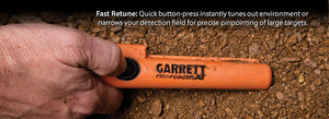 Garrett Pro-Pointer AT Pinpointing Metal Detector 1140900 img4