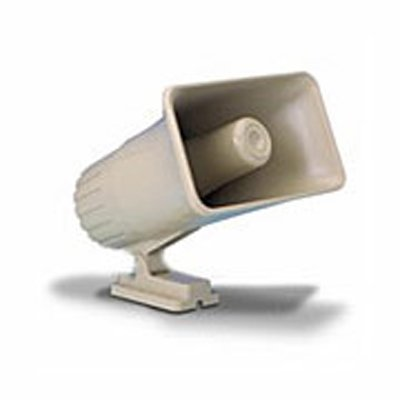 Honeywell Ademco 702, Self-Contained Electric Security Siren, 6-12VDC