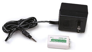 Garrett Recharger Kit for Garrett Enforcer G-2 and SuperScanner - NiMH Battery & 110 Volt 1610200