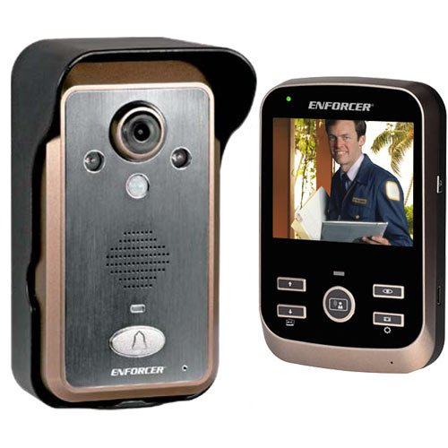 SECO-LARM DP-236Q Wireless Video Door Phone System