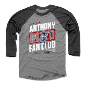 Anthony Rizzo Men's Baseball T-Shirt | 500 LEVEL