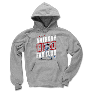 Anthony Rizzo Men's Hoodie | 500 LEVEL