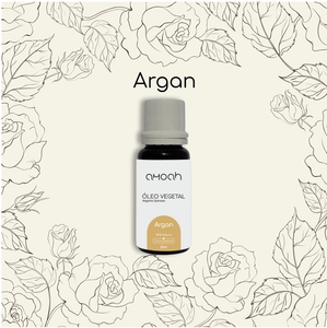 Óleo Vegetal de Argan 20ml