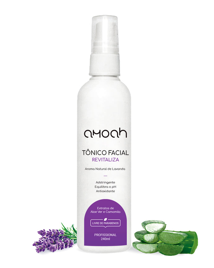 Tônico Facial 240ml