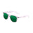 ocean sunglasses KRNglasses model BEACH SKU 18202.116 with gradual brown frame and brown lens