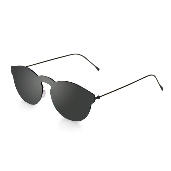 ocean sunglasses KRNglasses model BERLIN SKU 20.2 with space dark blue frame and space dark blue lens