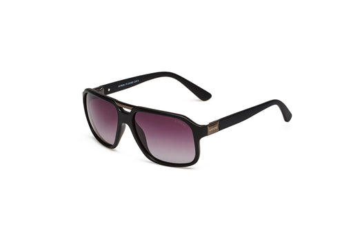 KYPERS sunglasses model BYRON BY002 with brown frame and gradient brown lens