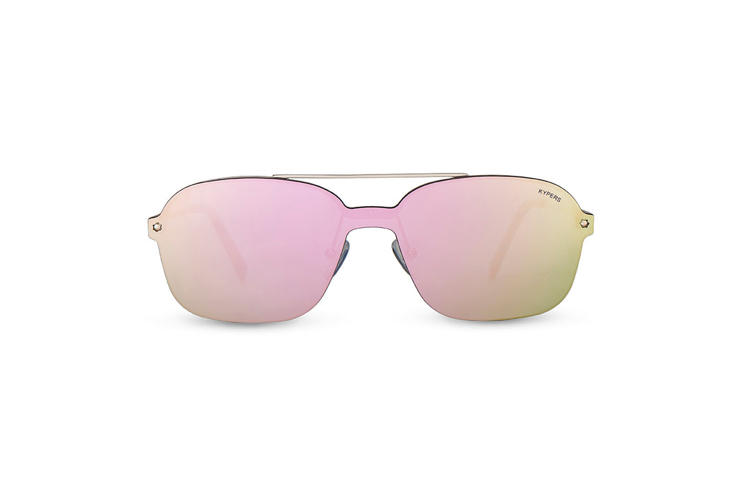 KYPERS sunglasses model CABANI CB001 with gun frame and grey lens