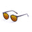 ocean sunglasses KRNglasses model CLASSIC SKU 73000.0 with matte black frame and smoke lens