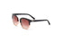 KYPERS sunglasses model COCO CO002 with black havana frame and silver mirror lens
