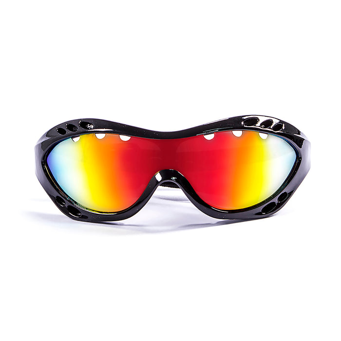 Ocean sunglasses model costa rica with frame and lens polarized eyewear for kiteboarding and surfing
