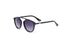 KYPERS sunglasses model ELITSA EL001 with black frame and gradient grey lens