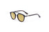 KYPERS sunglasses model ELITSA EL003 with dark havana frame and gradient brown lens