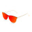 ocean sunglasses KRNglasses model GENOVA SKU 23.4 with space smoke frame and space smoke lens