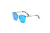 KYPERS sunglasses model GUANTER GU002.S with gold frame and pink lens