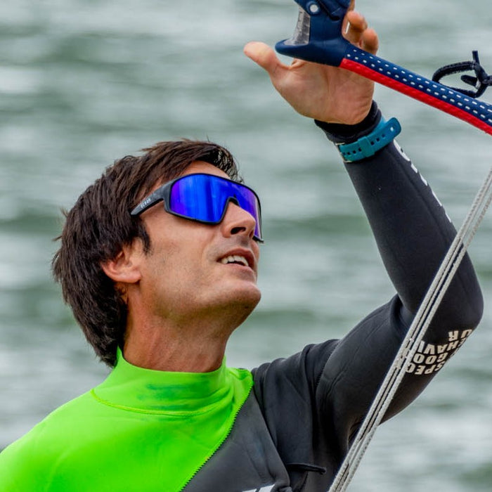 OCEAN KILLY WATER Polarized Kiteboarding and Water Sports Sunglasses