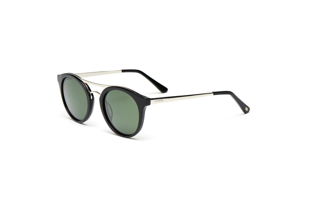 KYPERS sunglasses model KINA KI002 with havana frame and brown revo lens