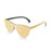 ocean sunglasses KRNglasses model LA SKU 25.4N with space smoke frame and space smoke lens