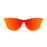 ocean sunglasses KRNglasses model LA SKU 25.3N with space brown frame and space brown lens