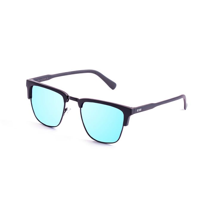 ocean sunglasses KRNglasses model LANEW SKU 40006.3 with demy brown frame and brown lens