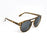 ocean sunglasses KRNglasses model REIMS SKU LE40.3 with smoke frame and smoke lens