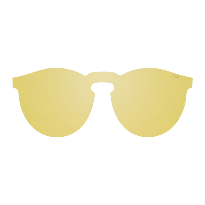 ocean sunglasses KRNglasses model LONG SKU 22.1N with space light blue frame and space light blue lens