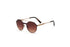 KYPERS sunglasses model LOURENZO LR007 with silver frame and blue mirror lens