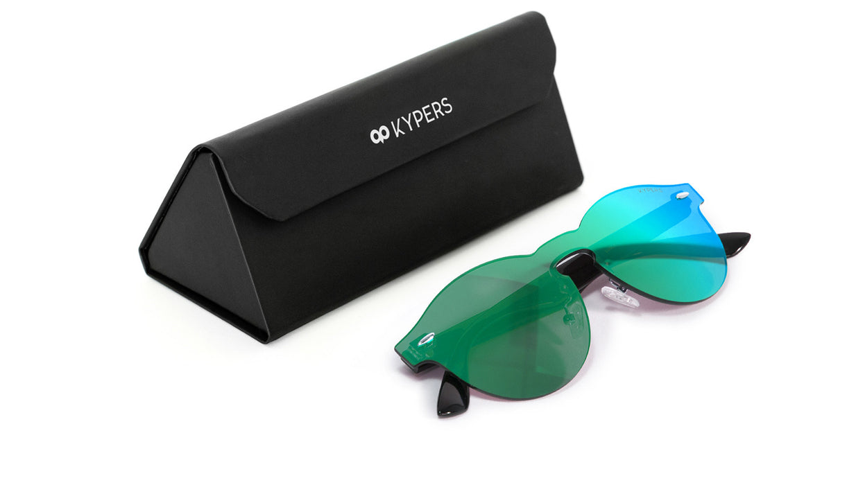 KYPERS sunglasses model LUA  with  frame and  lens