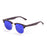ocean sunglasses KRNglasses model REMEMBER SKU 56010.1 with matte black frame and smoke lens