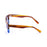 ocean sunglasses KRNglasses model SAN SKU 61000.95 with dark brown transparent frame and brown lens