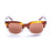 ocean sunglasses KRNglasses model SAN SKU 61000.3 with brown frame and brown lens