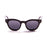 ocean sunglasses KRNglasses model SANTA SKU 62000.91 with brown light & white up frame and brown lens