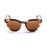 ocean sunglasses KRNglasses model SANTA SKU 62000.32 with brown red frame and brown lens