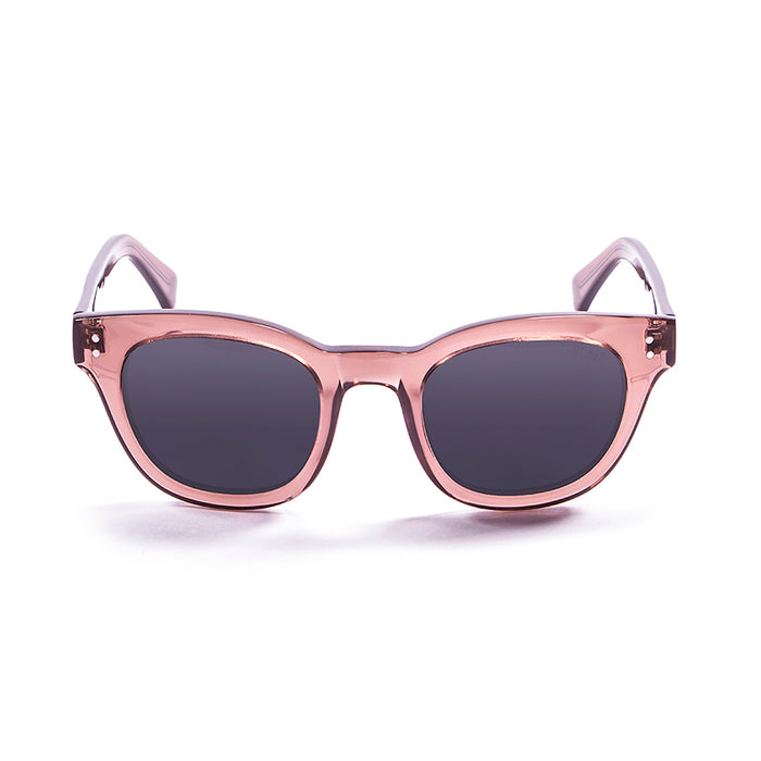 ocean sunglasses KRNglasses model SANTA SKU 62000.4 with brown frame and revo blue lens