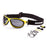 Ocean sunglasses model tierra de fuego 12201.7 with yellow frame and revo red lens polarized eyewear for water sports