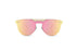 KYPERS sunglasses model VIAN VN002 with gold frame and pink lens