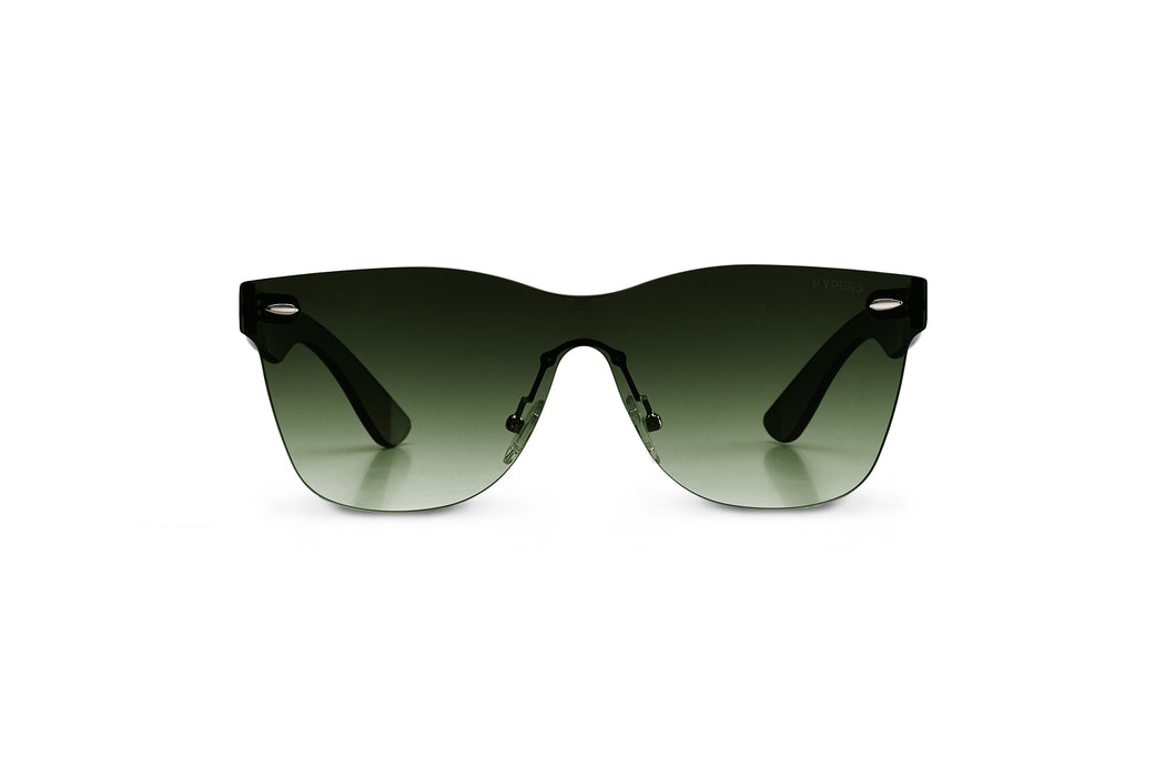 KYPERS sunglasses model IRLANDA IR007 with black frame and pink mirror lens