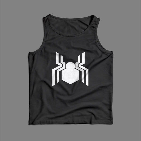 Homecoming Spiderman Logo Men Tank Top | Teesmarvel