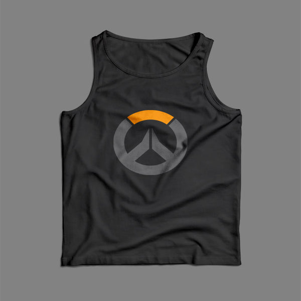 Overwatch Logo Men Tank Top | Teesmarvel