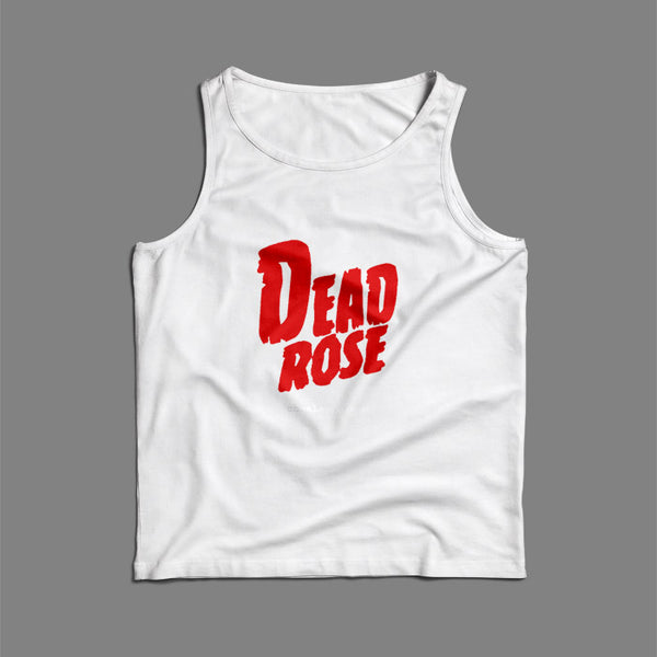 Dead Rose Chealsea Grin Men Tank Top | Teesmarvel