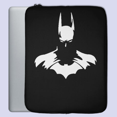 Batman Silhouette Laptop Sleeve | Teesmarvel