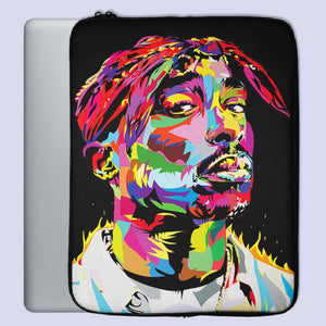 Tupac Art Laptop Sleeve | Teesmarvel