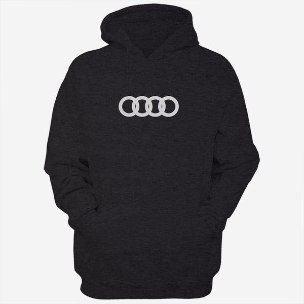 Audi Car Logo Men Hoodies | Women Hoodies | Teesmarvel