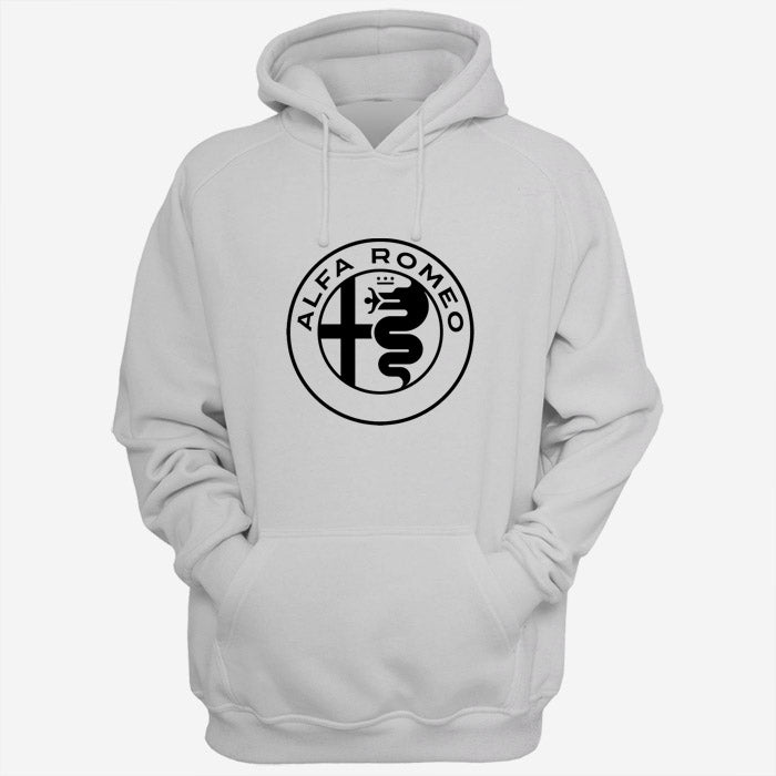 Alfa Romeo Logo Men Hoodies | Women Hoodies | Teesmarvel