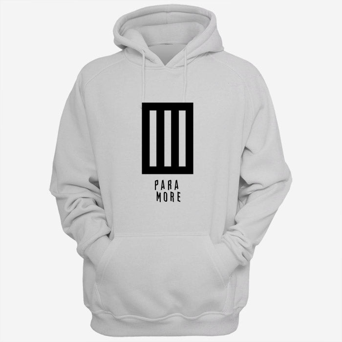 Paramore Logo Men Hoodies | Women Hoodies | Teesmarvel