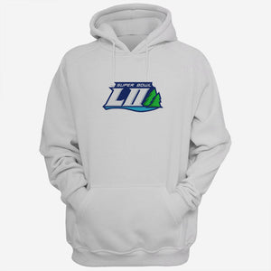 Super Bowl Lii Logo Men Hoodies | Women Hoodies | Teesmarvel