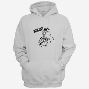 Whos Your Daddy Darth Vader Men Hoodies | Women Hoodies | Teesmarvel