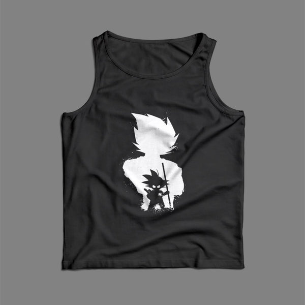 Dragon Ball Goku Goten Men Tank Top | Teesmarvel