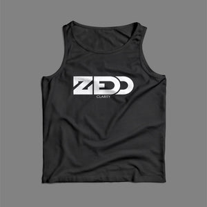 Zedd Clarity Men Tank Top | Teesmarvel